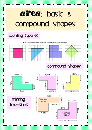 Area: How many squares?