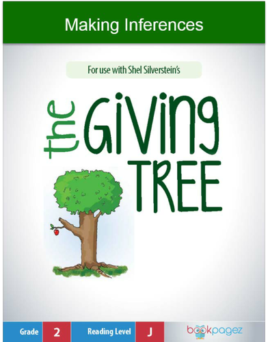 Making Inferences with The Giving Tree, Second Grade