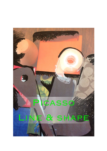 Picasso Line and Shape