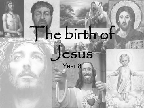 Who was Jesus?  Birth