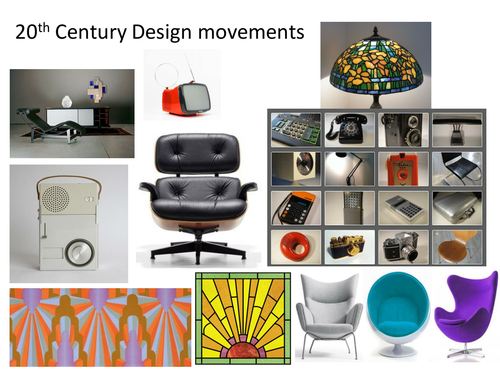 20th century design movements an overview by littlechap46