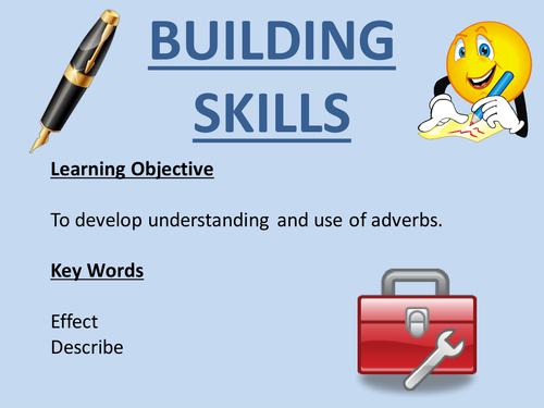 Adverbs - Use and Effect