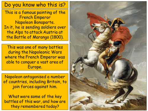 The Napoleonic Wars - which battles were the most significant turning points?
