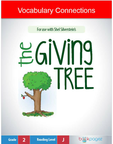 The Giving Tree Vocabulary Connections, Second Grade