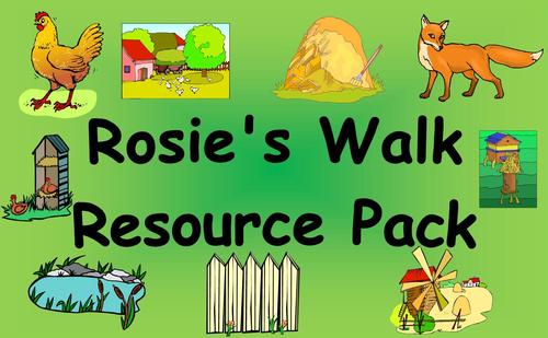 Rosie's Walk Resource Pack