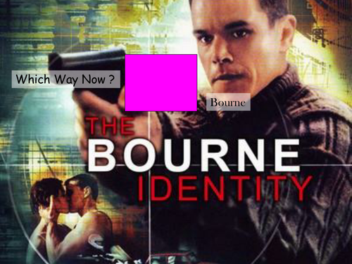 Bearings with Bourne