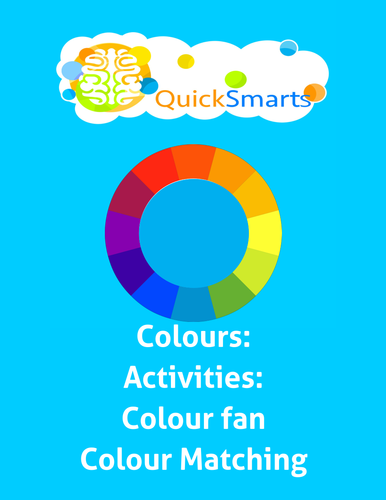 Colour naming and matching
