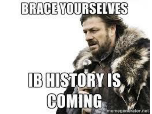 IB History Revision Presentation - How to answer exam questions SL/HL