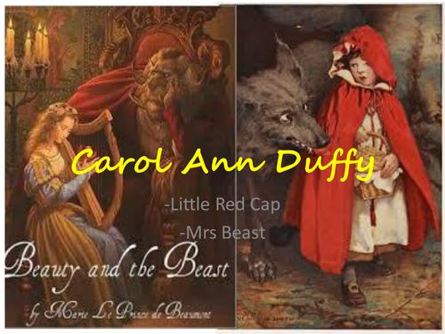 Carol Ann Duffy: Little Red Cap