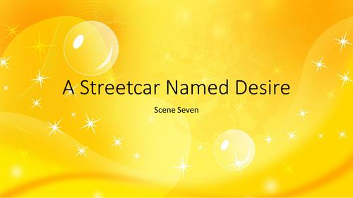 A Streetcar Named Desire: Scene 7