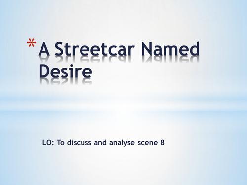 A Streetcar Named Desire: Scene 8