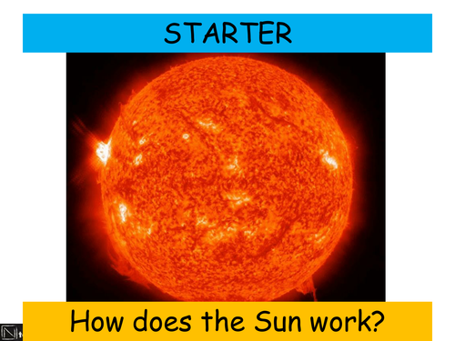 GCSE Physics Nuclear Fusion Life Cycle of Stars by Nteach – Life Cycle of Stars Worksheet