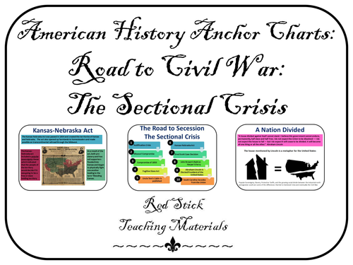 sectionalism civil war by jyoung121 us teacher lessons tes. Black Bedroom Furniture Sets. Home Design Ideas