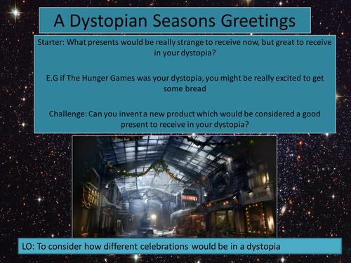 Twelve Days of Christmas - Dystopia