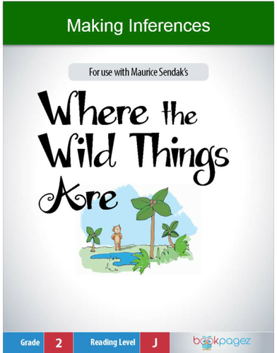 Making Inferences with Where the Wild Things Are, Second Grade