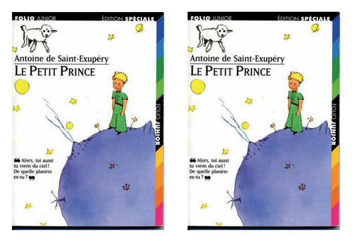 Le Petit Prince - French literary texts, analysis and study