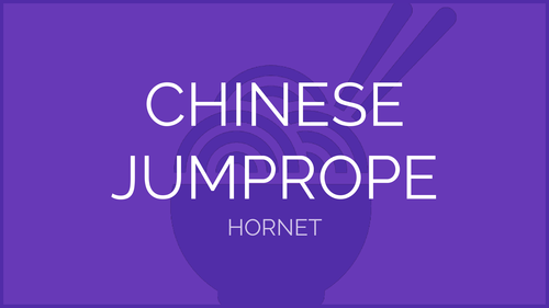 Chinese Jump Rope - Hornet Pattern | Physical Education Presentation