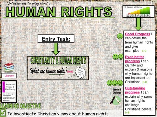 human rights 6 essay