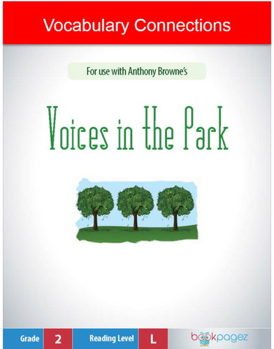 Voices in the Park Vocabulary Connections, Second Grade