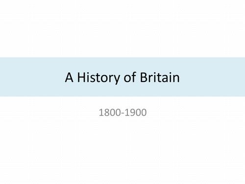 19th Century Novel Context