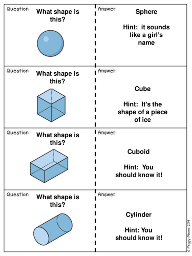 Quiz Quiz Trade 3d Shapes 11239923 on High School Geometry Lessons