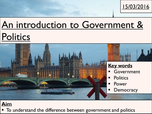 politics as level essays