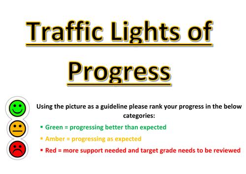 Traffic Lights of Progress