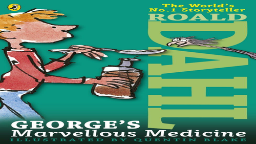 George's Marvellous Medicine (The Body)