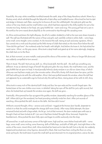 labyrinthine essay