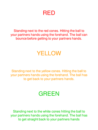 Tennis Score Sheet | Tennis Differentiated Indoor Outdoor Circuit Cards And Score Sheet