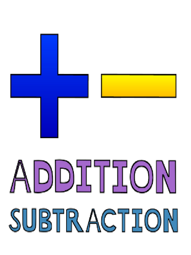 Image result for addition and subtraction