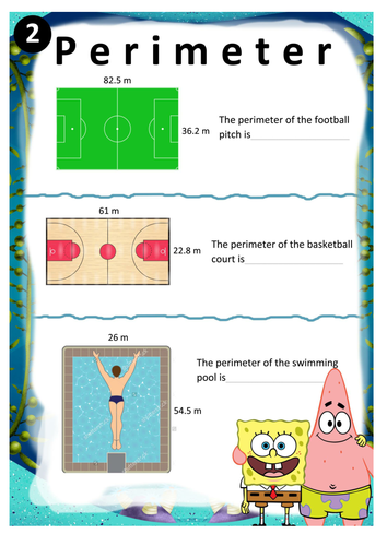 year 4 perimeter shape by thomasgregs teaching resources tes