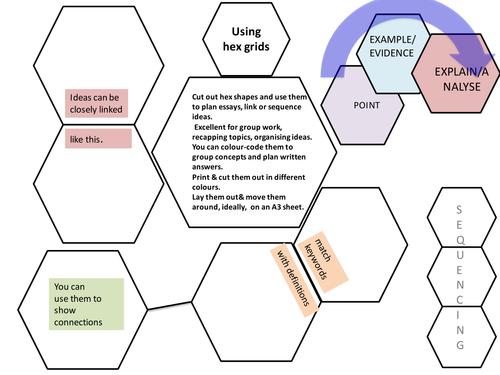 Hex grid ideas