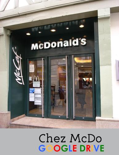Chez McDo - Google Drive version