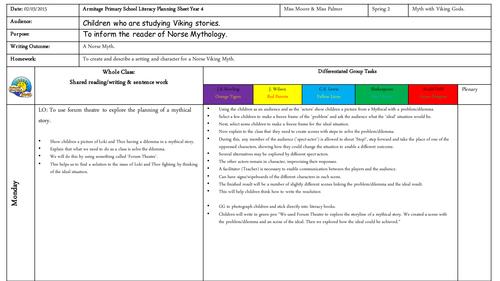 Viking Boy by Tony Bradman Chapter 1 Comprehension Skill Specific