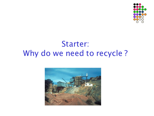 C1 - Recycling metals