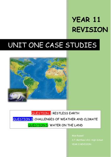 GCSE Tsunami Case Study   Japan
