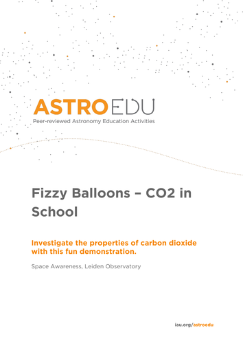 Fizzy Balloons – CO2 in School