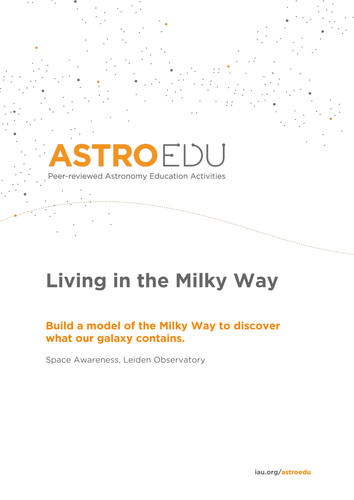 Living in the Milky Way