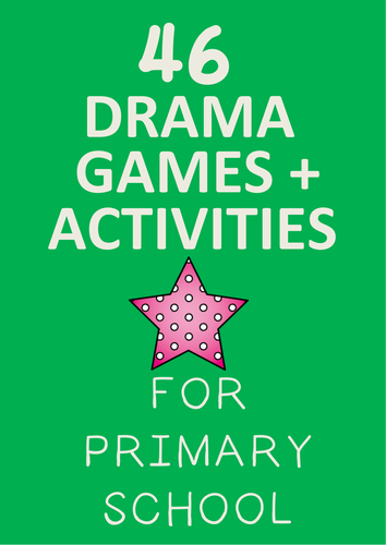 FREE Drama Games for Elementary (years 3 - 6)