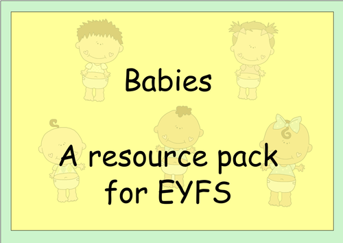Baby Clinic  Resource Pack EYFS/KS!