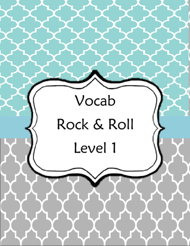 Differentiated Vocab/Spelling Game for KS1/Lower KS2