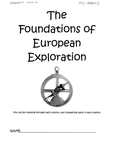 Age of Discovery: Foundations of European Exploration
