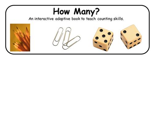 Adaptive Book - How Many