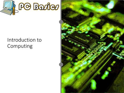 Year 7 Computing