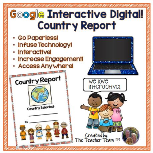 Google Interactive Digital! Country Report