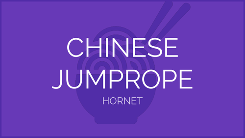 Chinese Jump Rope BUNDLE - 3 Presentations | Physical Education