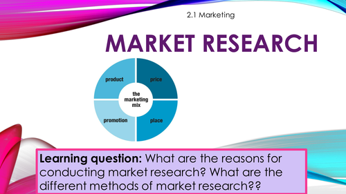 marketing research means