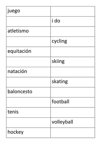 ¿Qué Deportes Practicas?
