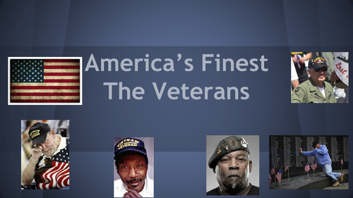 1970s: Grey Power Powerpoint! Veterans